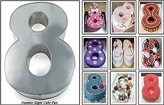 number 10 cake pan