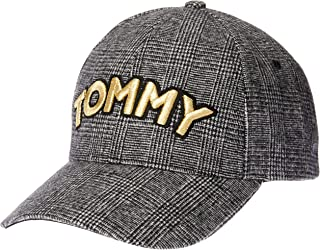 Tommy Hilfiger Women's Logo Patch Cap