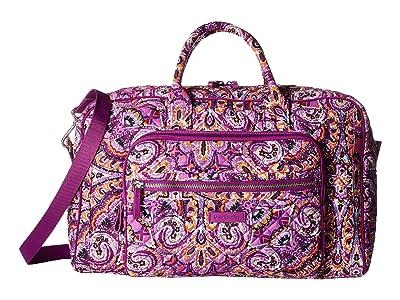 Vera Bradley Iconic Compact Weekender Travel Bag (Dream Tapestry) Weekender/Overnight Luggage