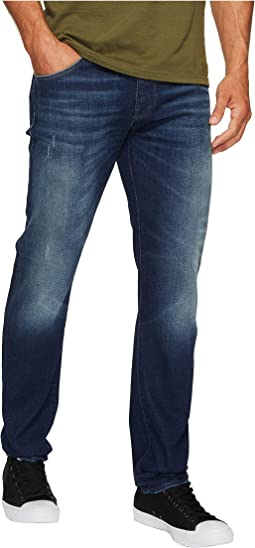 Mavi Jeans - Jake Regular Rise Slim in Dark Brooklyn