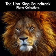 The Lion King Soundtrack Piano Collections