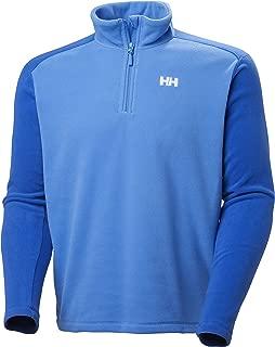 Helly Hansen Men's Daybreaker Lightweight Half Zip Fleece Pullover Jacket
