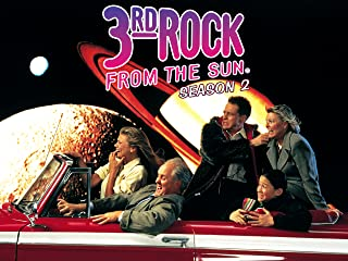 Third Rock from the Sun Season 2