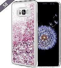 Best samsung galaxy s8 liquid glitter case Reviews