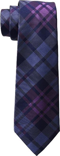 LAUREN Ralph Lauren - Plaid Silk Twill Tie