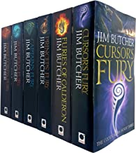 The Codex Alera Series 6 Books Collection Set By Jim Butcher (Furies Of Calderon, Academ's Fury, Cursor's Fury, Captain's ...