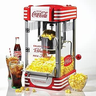Best nostalgia electrics coca cola series rkp630coke kettle popcorn maker Reviews
