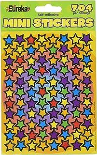 Eureka Colorful Stars Stickers