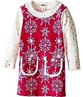 Hatley Kids - Pretty Snowflakes Mod Dress (Toddler/Little Kids/Big Kids)