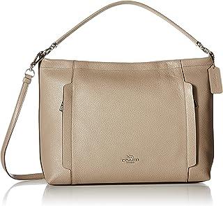 bb12899a63 Amazon.com  Coach - Hobo Bags   Handbags   Wallets  Clothing