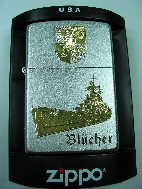 Zippo mit Gravur Blücher B007VOLTDA
