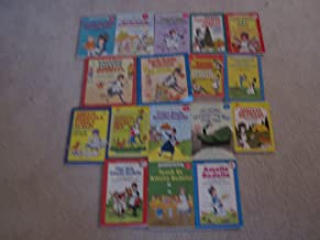 17 AMELIA BEDELIA books (Thank You, Merry Christmas, 4 Mayor, Under Construction, Come Back, Teach Us, Play Ball, Amelia Bedelia, Family Album,, Surprise Shower, Good Work, Goes Camping, Helps Out, Baby, Calling Doctor, Bookworm, No More Monsters)