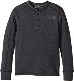 The North Face Kids Long Sleeve Henley (Little Kids/Big Kids)