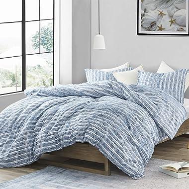 Byourbed Aura Blue - Oversized King Comforter - Supersoft Microfiber Bedding