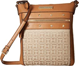 Claudia II North/South Crossbody