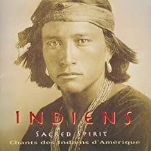 Chants & Dances of Native Americans