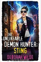 The Unlikeable Demon Hunter: Sting: A Devilishly Funny Urban Fantasy Romance (Nava Katz Book 2) Kindle Edition