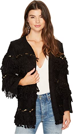 Jen's Pirate Booty - Moroccan Shag Jacket