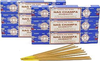 Satya nagchAMPA - Bâtonnets d'encens – 6 boites de 15g