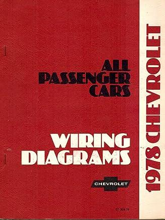 Amazon.com: 78 El Camino Wiring Diagram: Books on