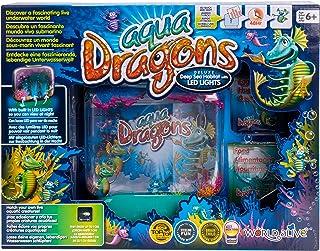 Aqua Dragons Brainstorm Toys Underwater World Deluxe, Multi-Colour