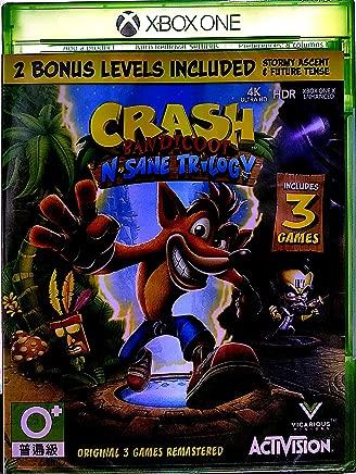 Crash Bandicoot N-Sane Trilogy for Xbox One