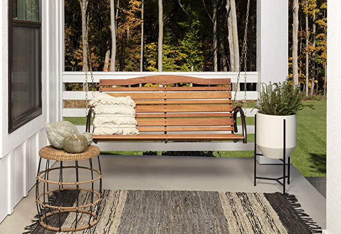 Jack Post CG-05Z Country Garden Swing Seat - The Most Reliable Porch Swing