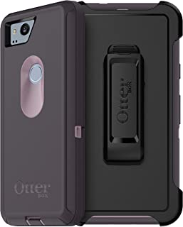 OtterBox DEFENDER SERIES Case for Google Pixel 2 - Retail Packaging - PURPLE NEBULA (WINSOME ORCHID/NIGHT PURPLE)