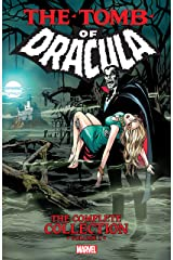 Tomb of Dracula: The Complete Collection Vol. 1 (Tomb of Dracula (1972-1979)) Kindle Edition