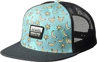 Rip Curl Men's Patch Trucker Mesh Hat, Amigos Aqua, 1SZ