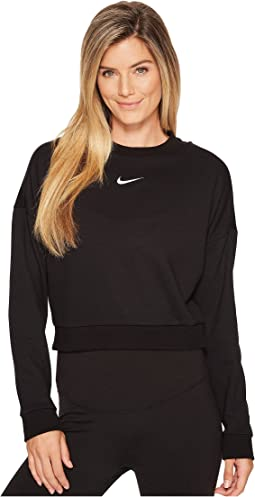 Nike - Dry Long Sleeve Crop Training Top