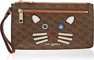 Karl Lagerfeld Paris Large Wristlet