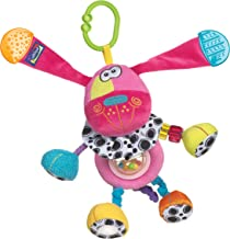 Playgro 0183453 Pink Activity Doofy Dog STEM Toy for baby
