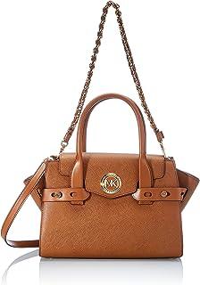 Michael Kors Womens Carmen Handtasche, Luggage, Small