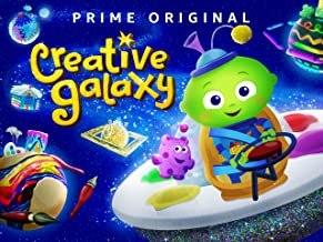 Creative Galaxy Season 101