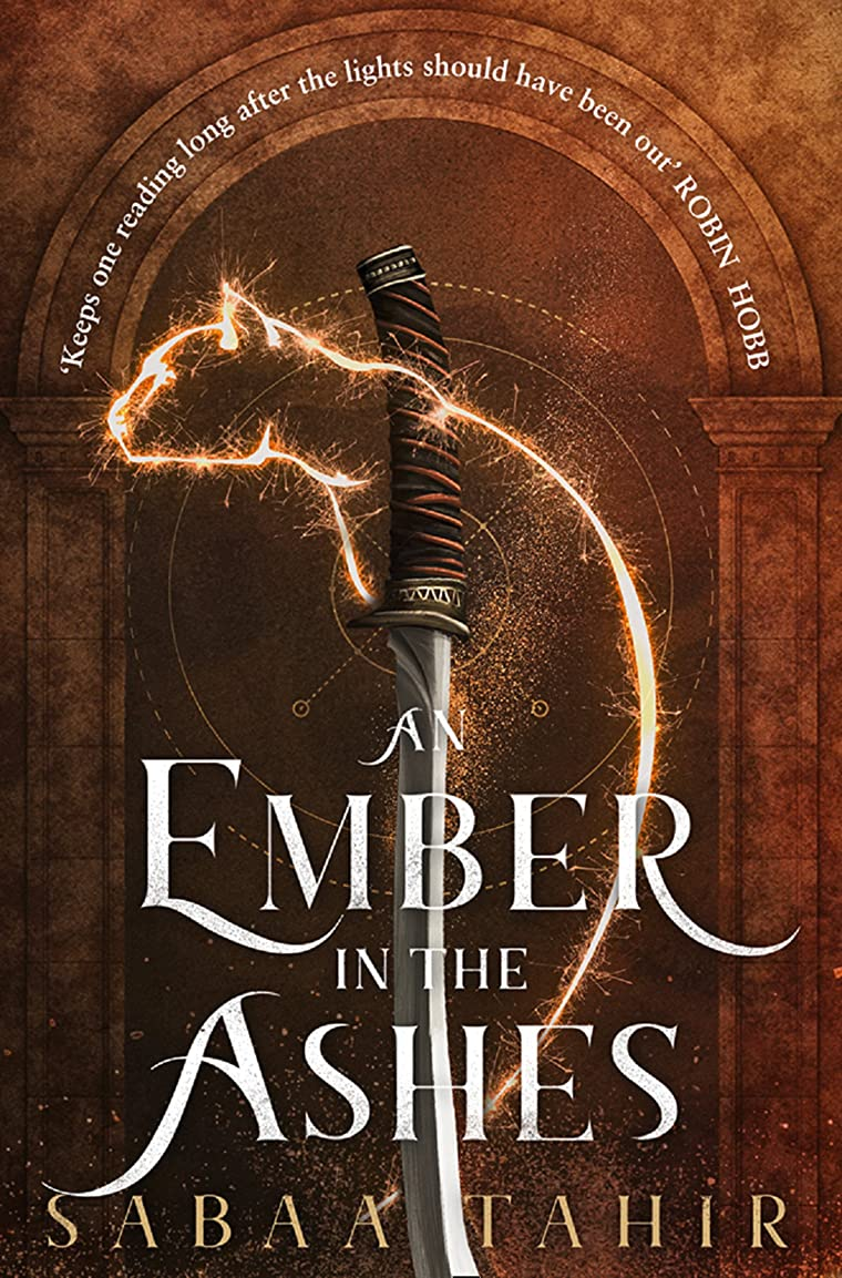 まさに小包無視するAn Ember in the Ashes (Ember Quartet, Book 1) (English Edition)