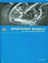 Sportster Models, 2006 Harley-Davidson Service Manual (99484-06)