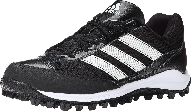 Adidas Performance Mans Turf Hog LX Low Football Cleat Cleat Cleat  få det senaste