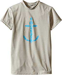 O'Neill Kids 24-7 Hybrid Surf Tee (Little Kids/Big Kids)