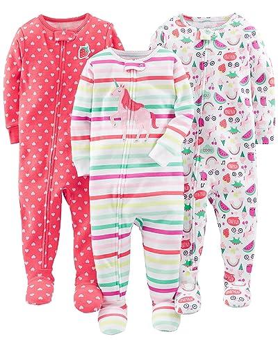 bd6b378a1 Child s Footed Pajamas  Amazon.com