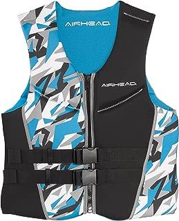 AIRHEAD Men's Camo Cool Kwik Dry Neolite Vest