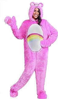 Adult Classic Care Bears Costume Cheer Bear Costume