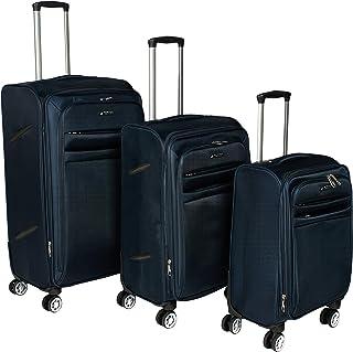 بيفرلي هيلز بولو كلوب حقائب سفر بعجلات، كحلي - 010496
