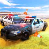 Demolition Derby Police Car Fight Simulator