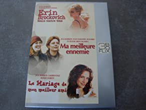 Erin Brockovich / Ma meilleure ennemie / Le Mariage de mon meilleur ami - Coffret Flixbox 3 DVD