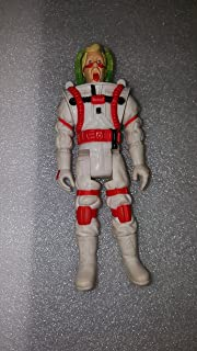 Egon Spengler (1989) Super Fright Features - Kenner Action Figure - Ghostbusters Doll Toy - Loose Out of Package & Print (OOP)