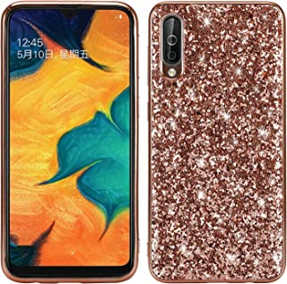 Miagon for OnePlus 6 Case,Embossed Owl Flower Heart Pattern PU Leather Wallet Stand Flip Cover with Card Slots Magnetic Closure