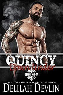 Quincy Down Under (a Montana Bounty Hunters short story)