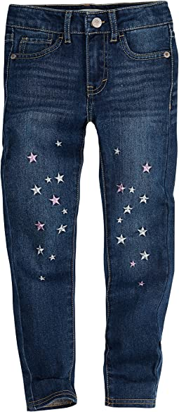Levi's® Kids 710 Shine Jeans (Little Kids)