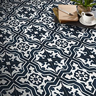 Best white and navy floor tile Reviews